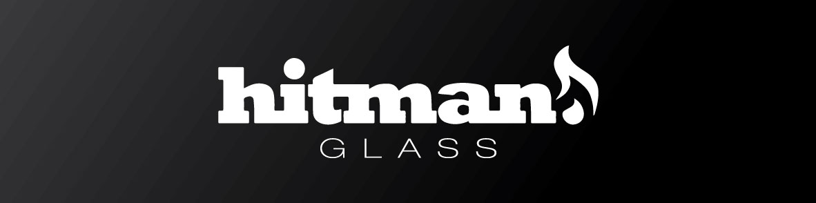 Hitman Glass Bongs & Dab Rigs