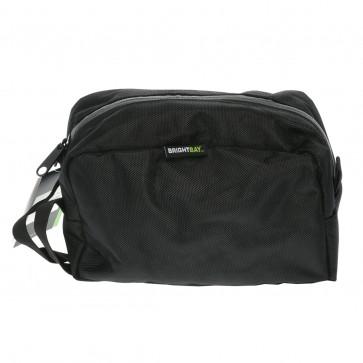 """Carbon bag """"Cosmetic Bag """" aka """"Toiletry Bag"""""""