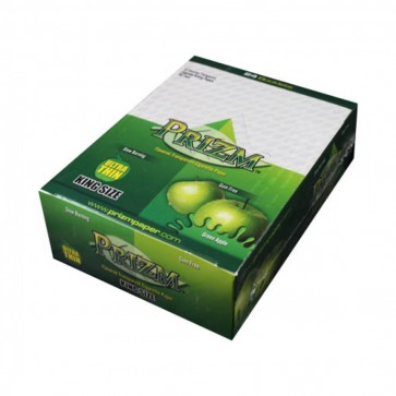 Prizm Apple Rolling Paper - King Size