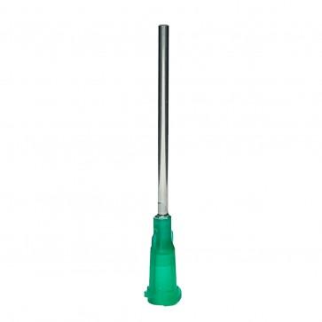"""Luer Lock Syringe Tips 1.5"""" - 100 Units"""