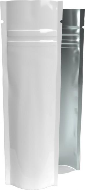 MYLAR WHITE VISTA PREROLL 2 x 6.75 - 1000 CT