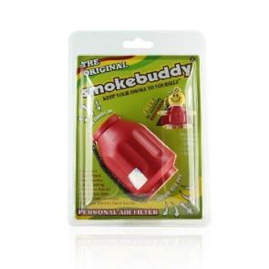 Smoke Buddy Red