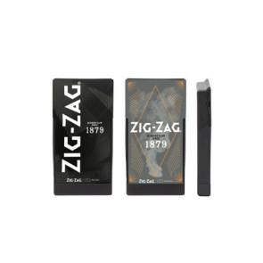 "Zig Zag JPAQ Black Case for 5 Pre-rolls ""Since 1879"" Assorted Designs - 10 units"