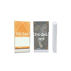 "Zig Zag JPAQ White Case for 5 Pre-rolls ""Since 1879"" Assorted Designs - 10 units"