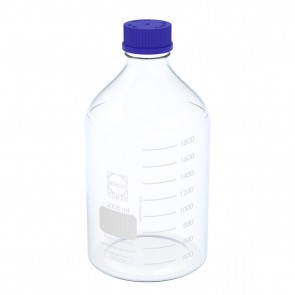 Lab Glass Media Bottle 2000ml-Schott Duran