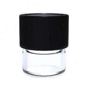 Clear Concentrate Glass Vial 1ML - 144 units