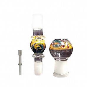 Reversal Oil Dome Adapter - 14mm Male