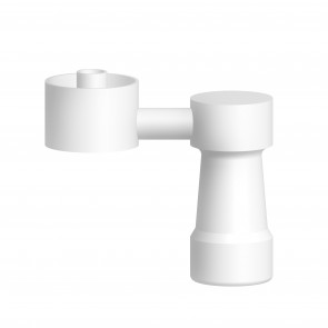Ceramic Nail Female - Domeless Sidecar 19mm or 14mm