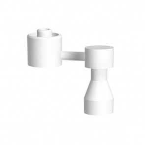 Ceramic Nail Female - Domeless Sidecar 14mm or 10mm