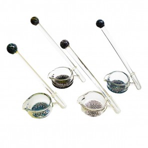 Reversal Concentrate Dish with Holder and Glass Dabber