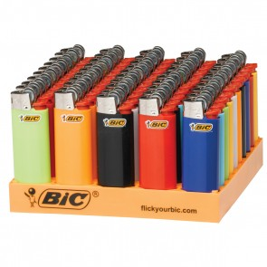 BIC Small Lighter - 50 Units