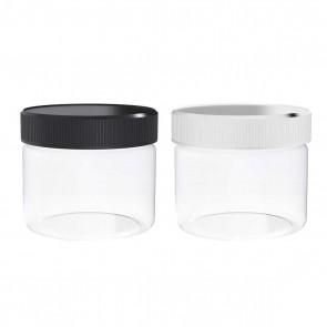 3oz Glass Jar with Cap - 150 Units