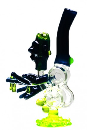 Hitman Voorhees Collab - Recycler Male14mm Double Barrel