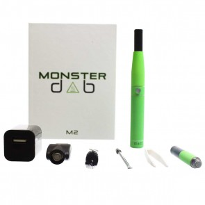 Vaporizer Pen Monster Dab M2 Green