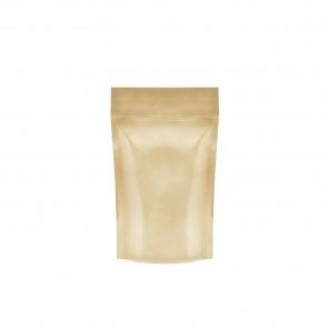 Kraft Mylar Bag 1/4 Ounce with Tear Notch - 1,000 Units