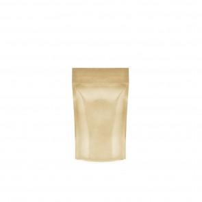 Kraft Mylar Bag 1/8 Ounce with Tear Notch - 1,000 Units
