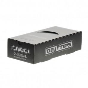 OG Tips 1 inch tips 20 packet count per box