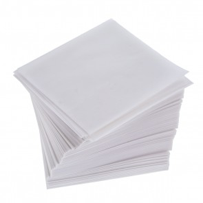Parchment Paper 4 X 4 White - 1000 Units