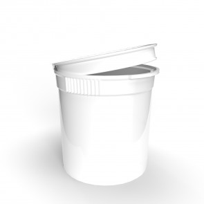 90 Dr Pop Top - Opaque White - 45 Count