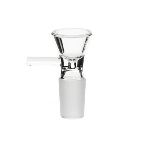 Funnel Bowl Clear w/ Handle - 19mm