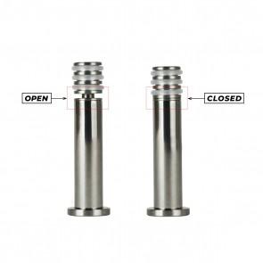 Stainless Steel Plunger for 1ml Glass Syringe