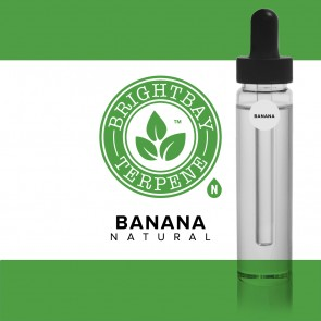 Banana Natural Flavor Terpene - 25 grams
