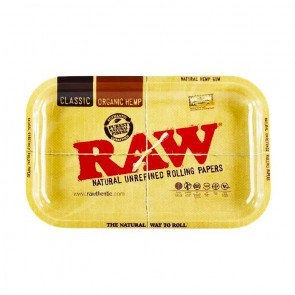 "RAW Rolling Tray Small 11""X7"" - 1 Unit"