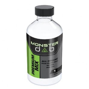 Monster Dab Organic Vape Mix - 8oz Bottle