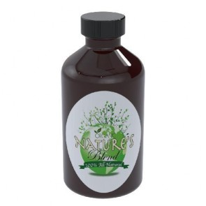Nature's Blend Organic Vape Mix - 8oz Bottle