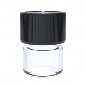 Clear Concentrate Glass Vial 1.25ML-144 units