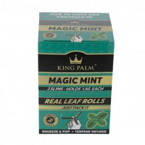 King Palm Slim Magic Mint - 20 Count
