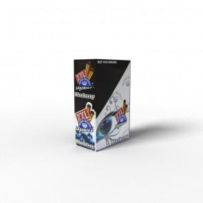 Royal Blunts XXL Hemp Wraps - Blueberry - 25 Count