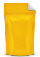 Gold / Clear Mylar Bags
