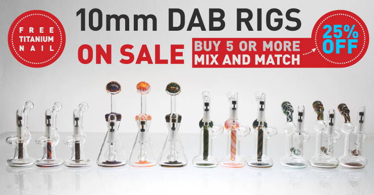 dab rigs on sale
