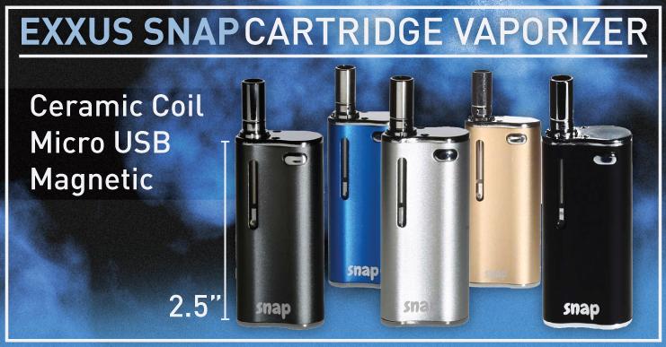Exxus Snap Vaporizer