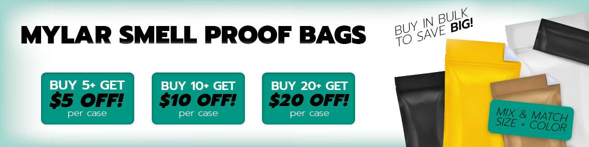 Mylar Bags Sale