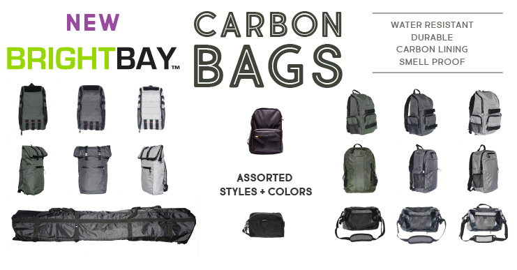 Smell proof Carbon Bags