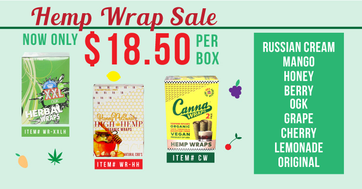 Wraps on Sale Save today