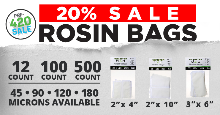 All Rosin Bags 20% off