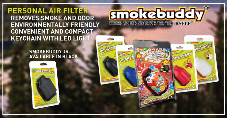 Smoke Buddy Personal Air Filter