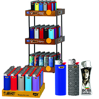 Lighter such as Bic Lighters, Clipper lighters, disposable lighters all at wholesale prices a must have for any Smoke Shop