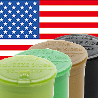 USA Made Latch Top Containers